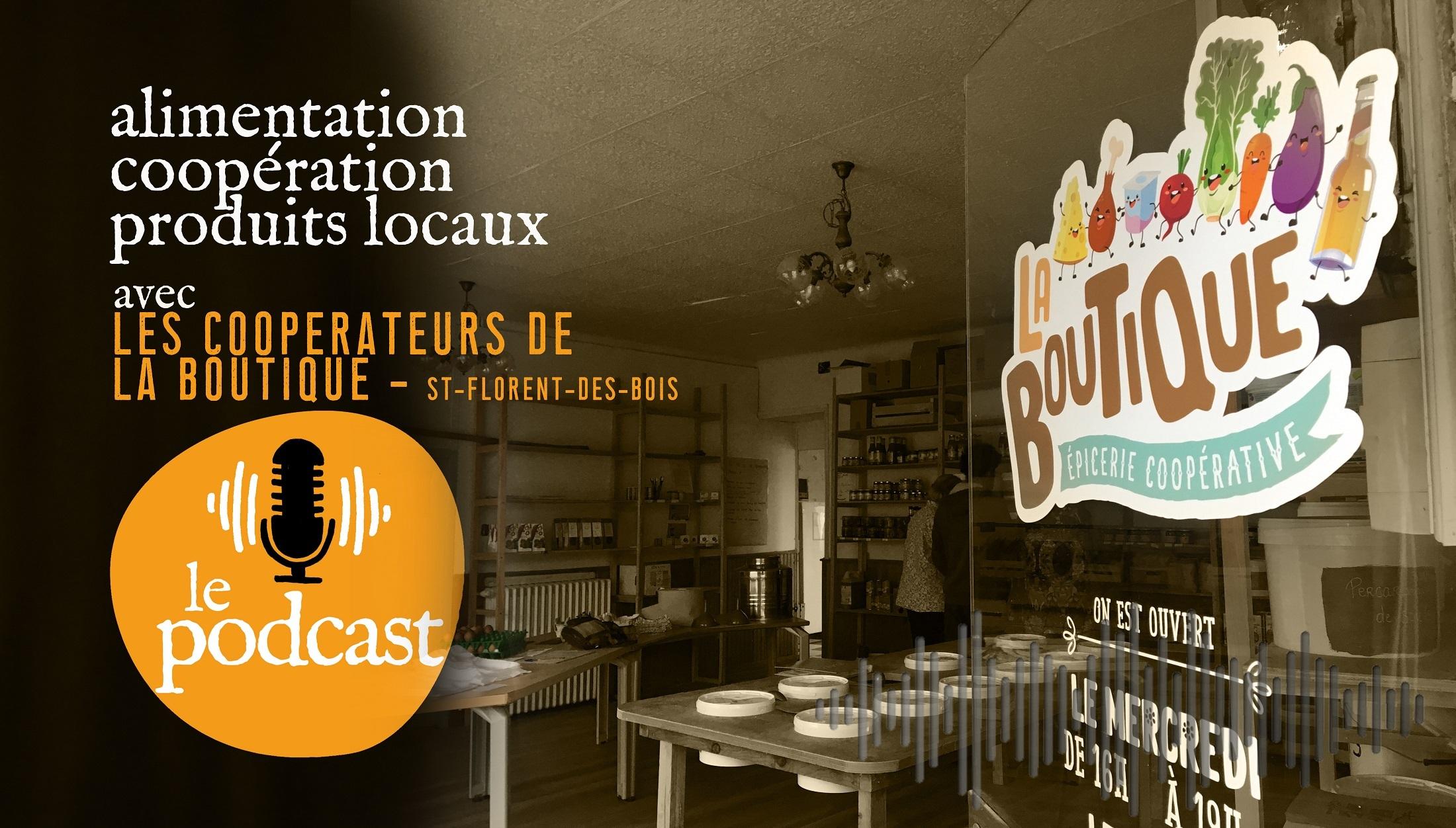 Bandeau Podcast la Boutique